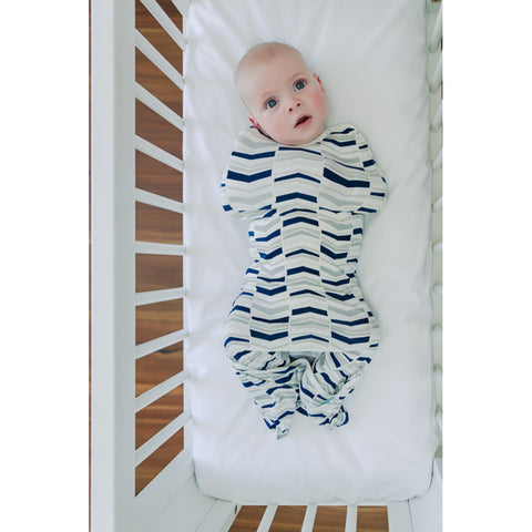 ergoPouch airCocoon swaddle Navy Arrow
