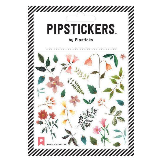 Flowers PipStickers by Sonia Cavallini