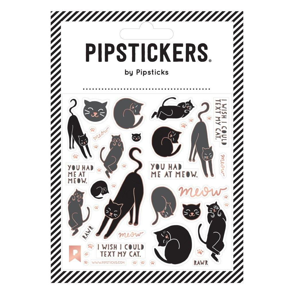 You Had Me at Meow PipStickers