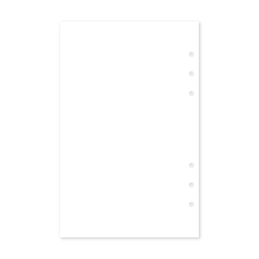 Blank - Planner Inserts, Size M