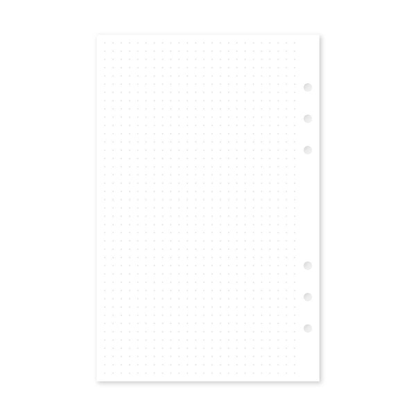 Dot Grid - Planner Inserts, Size M