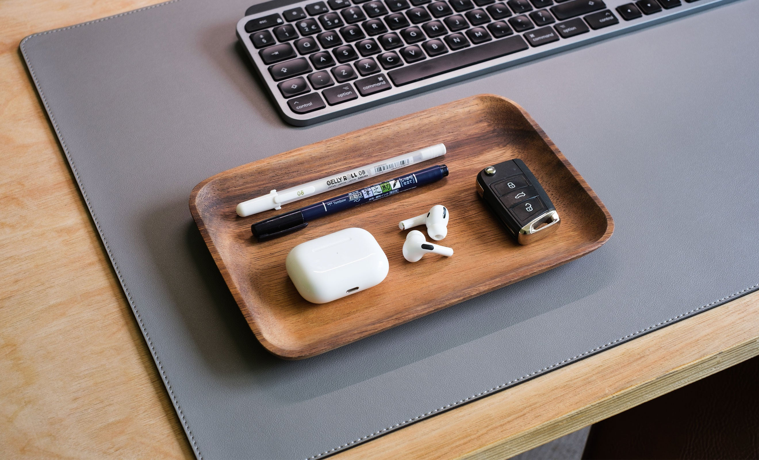 The perfect 'catchall' tray