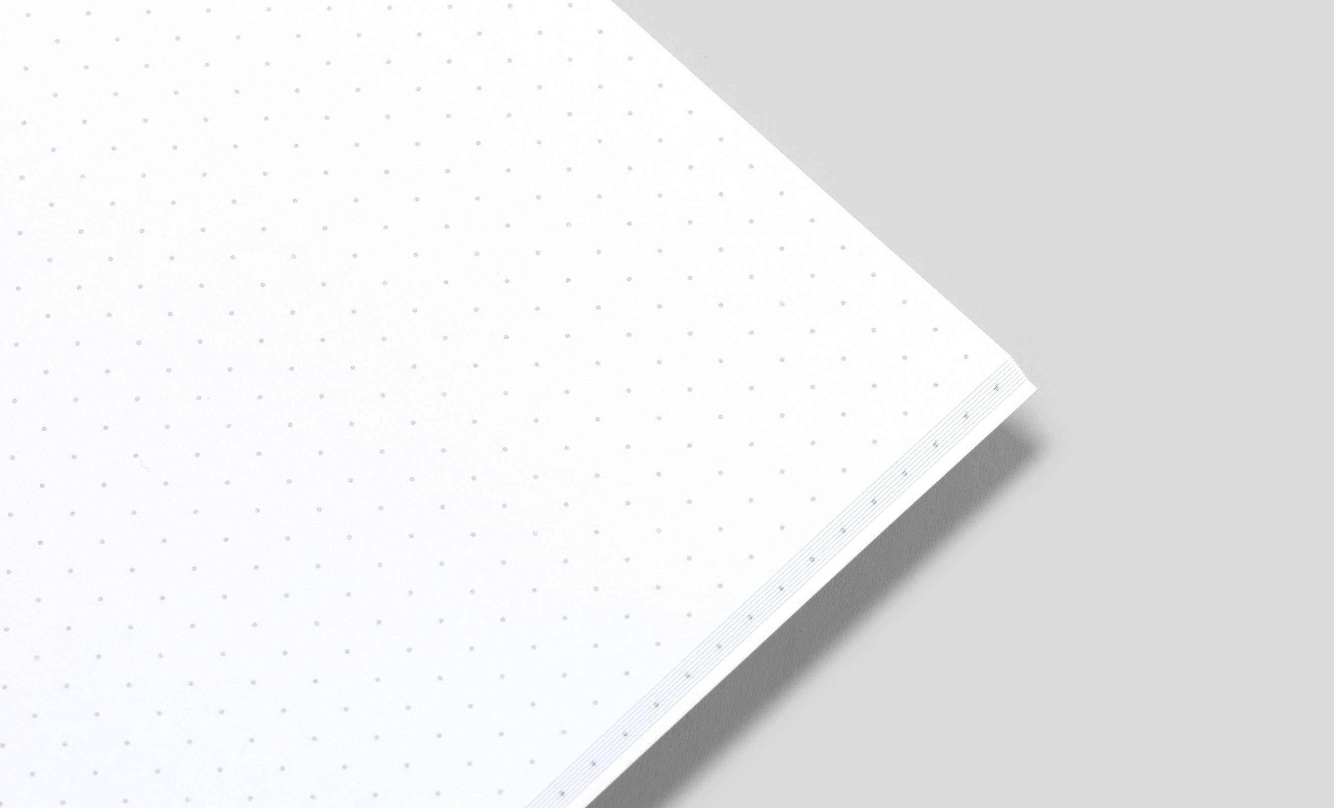 Uses for the A5 Dot Grid Notepad