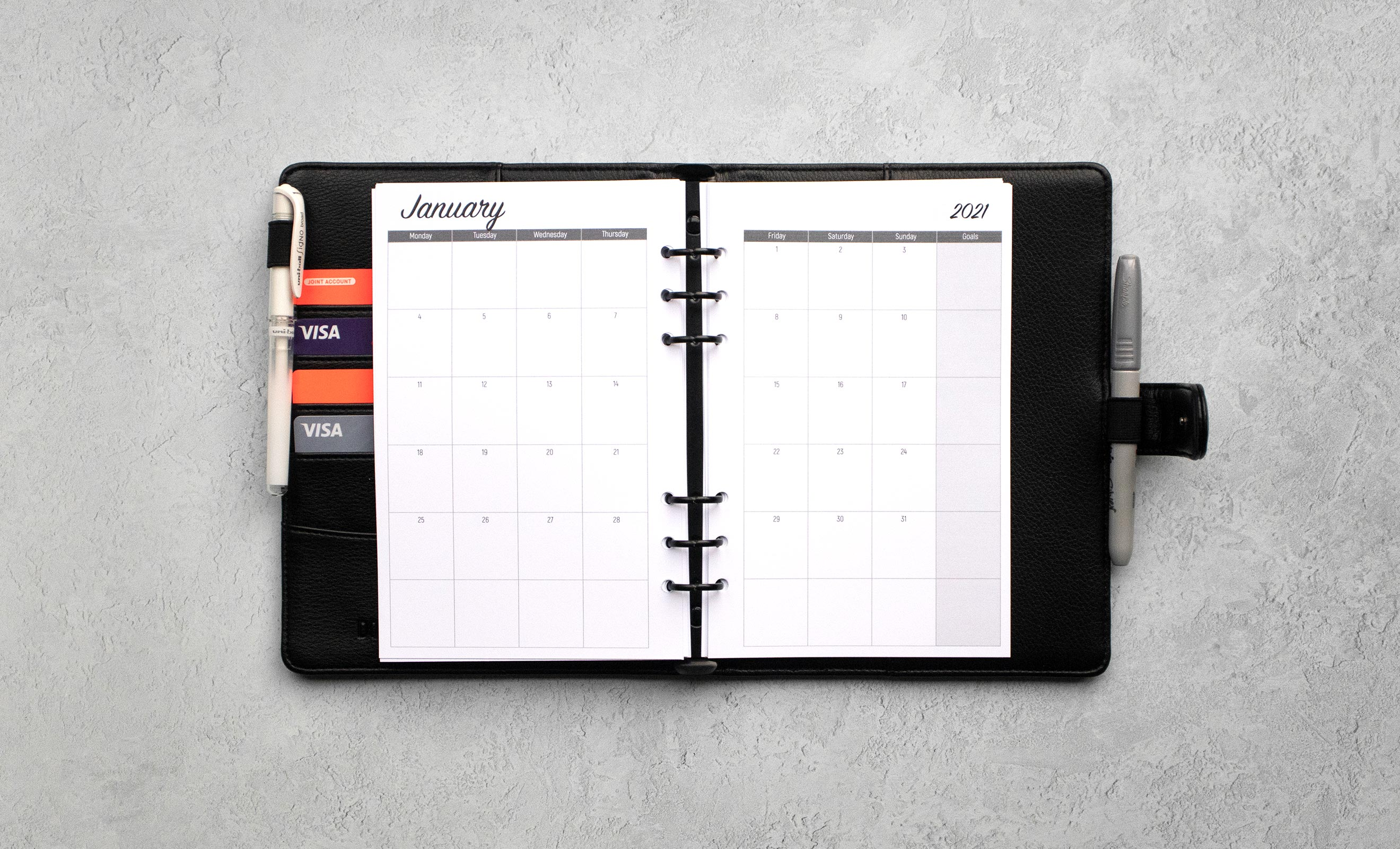 Your planner, your way