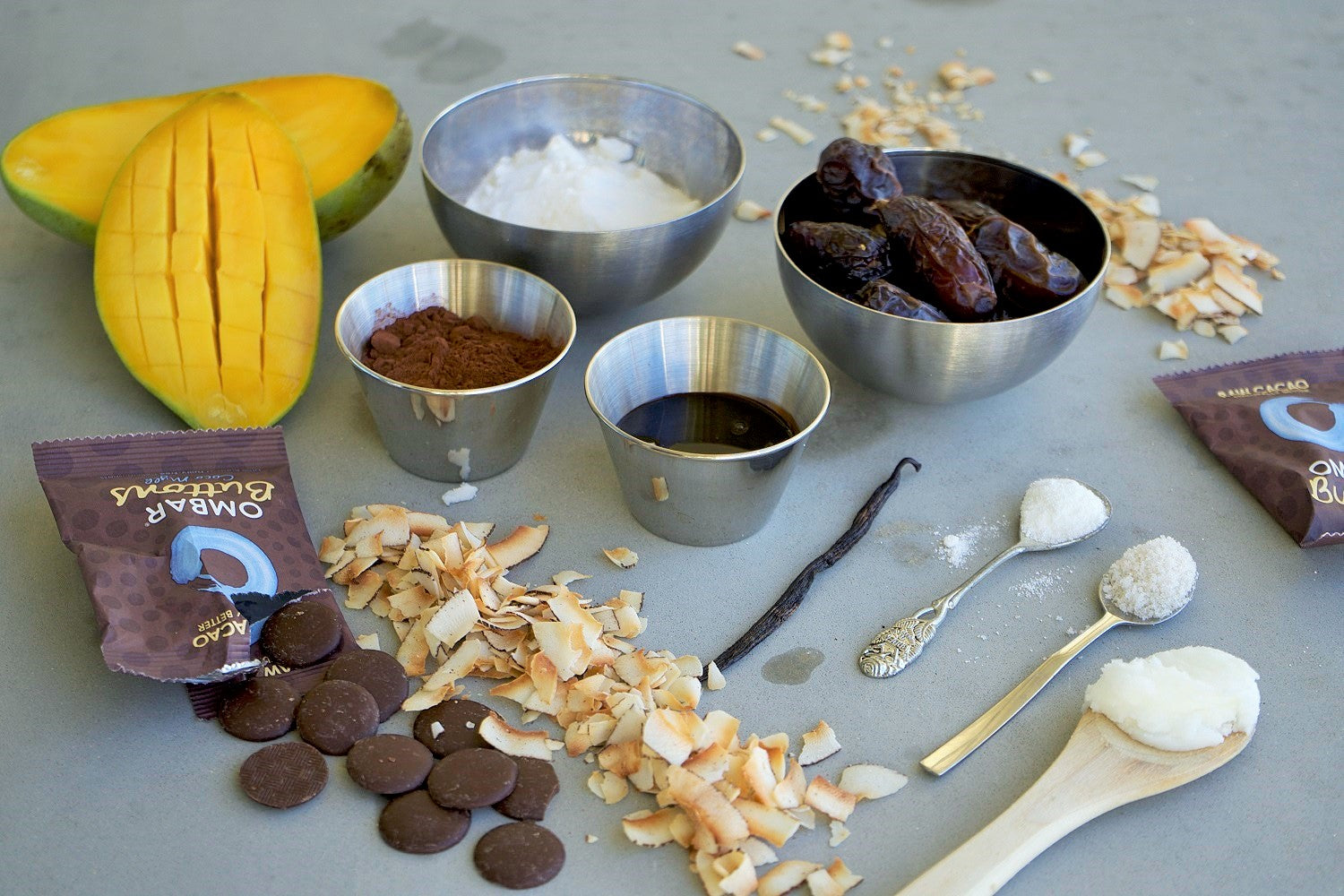 Ingredients for Best Chocolate Cake by Bettina Campolucci Bordi