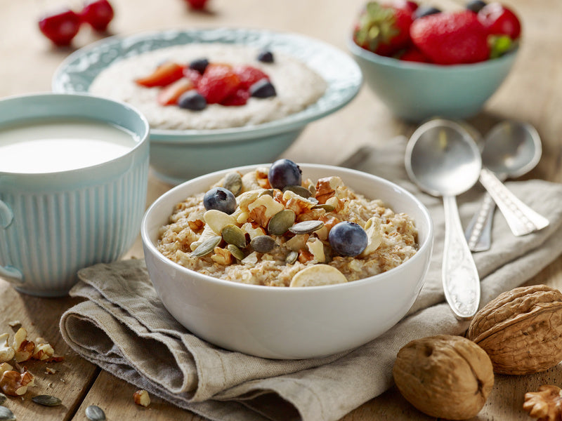 oats slow release carbohydrates