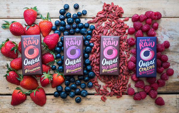 Berry flavour Ombar