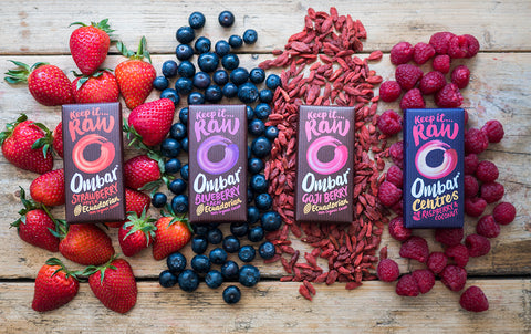 Berry Flavour Ombars