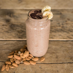 Chocolate and Banana Smoothie