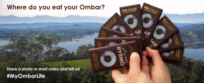 Ombar Competition - National Chocolate Week
