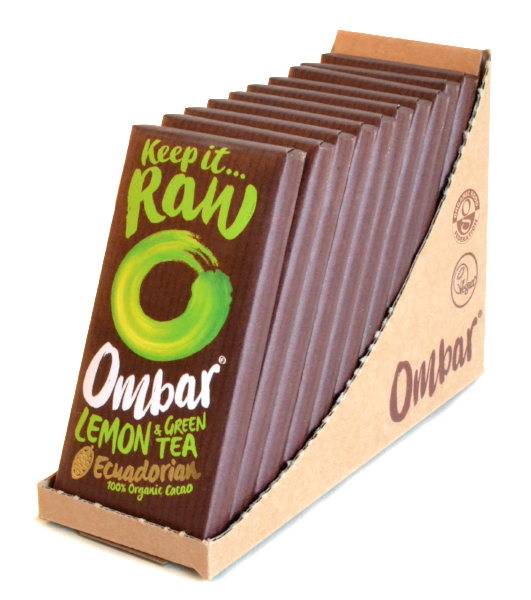 Lemon & Green Tea (35g) case of 10