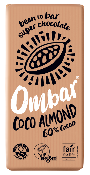 Coco Almond (70g) case of 10
