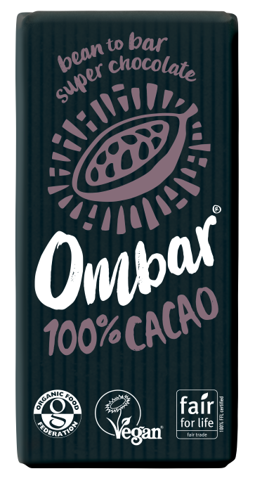 100% Cacao (35g) case of 10