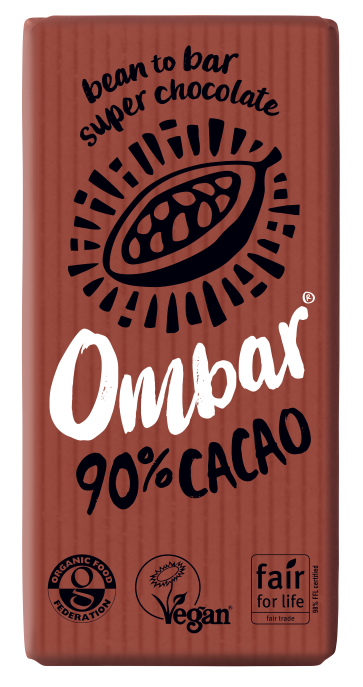 90% Cacao (35g) case of 10