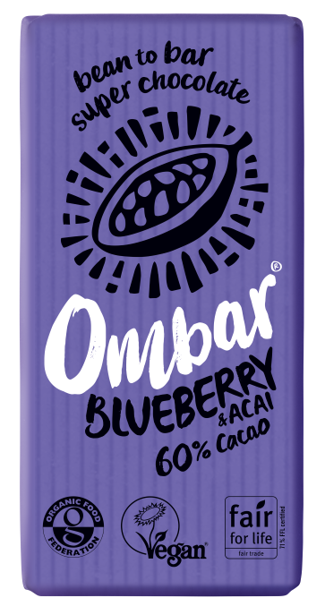 Blueberry & Acai (35g) case of 10
