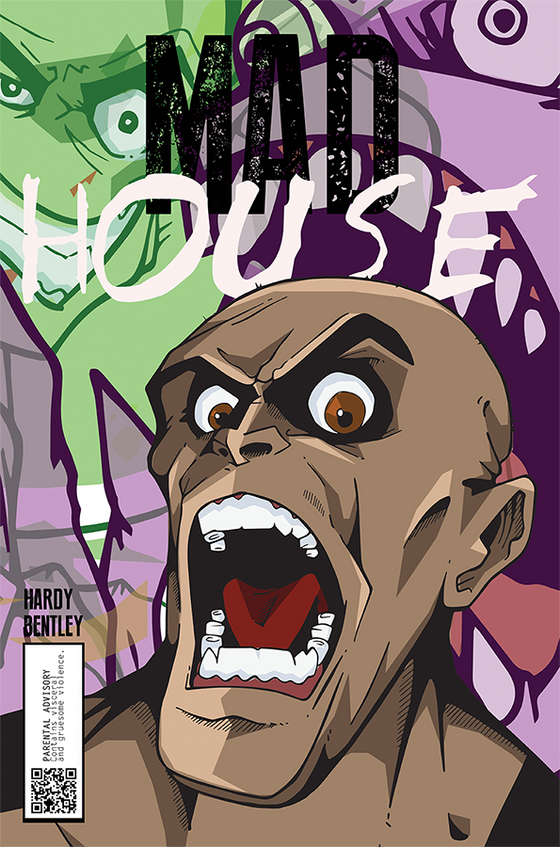 Madhouse #1 - insane first issue!