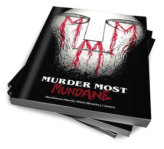 Murder Most Mundane - Graphic Novel