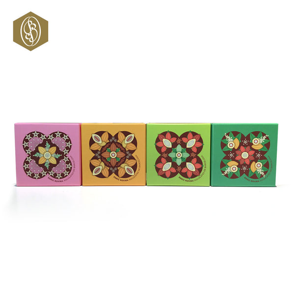 Barcelona Chocolate Tiles - Pack