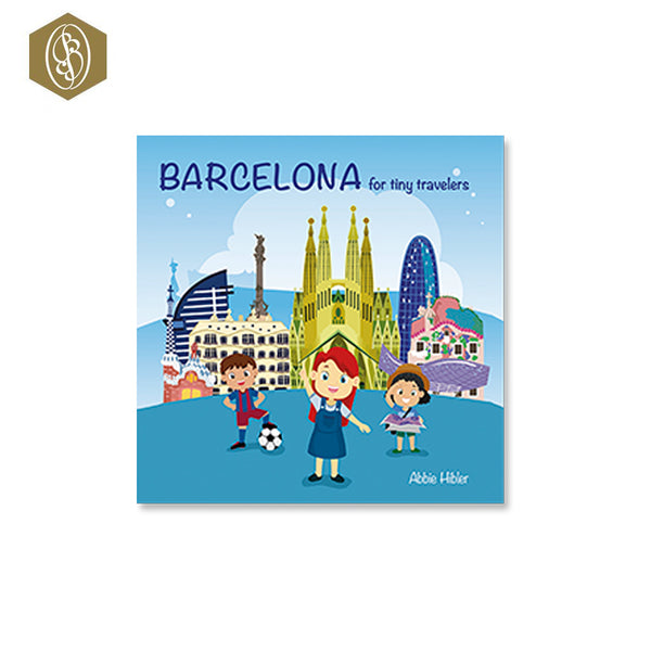Barcelona for Tiny Travelers