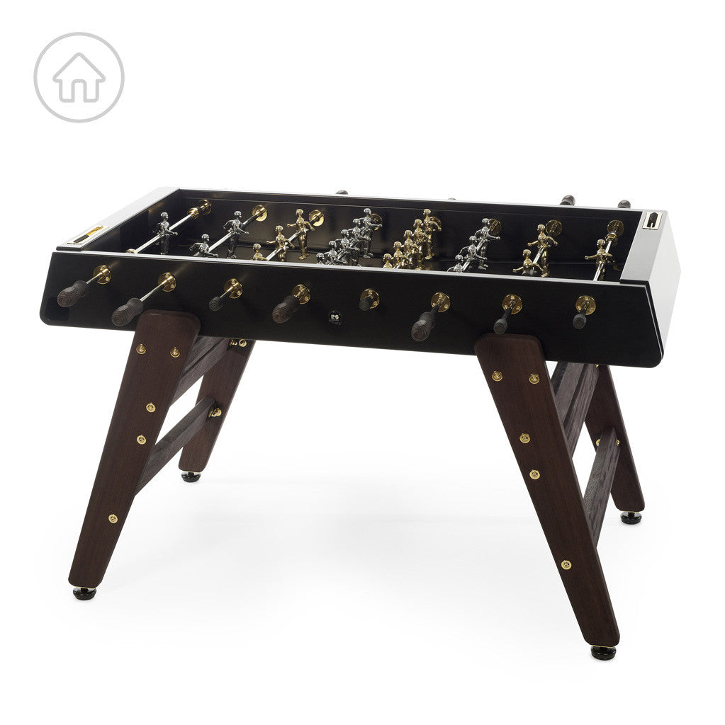 Football Table RS#3 Wood Gold Edition