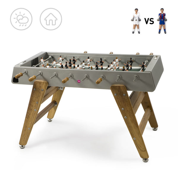Football Table RS#3 Wood Indoor & Outdoor