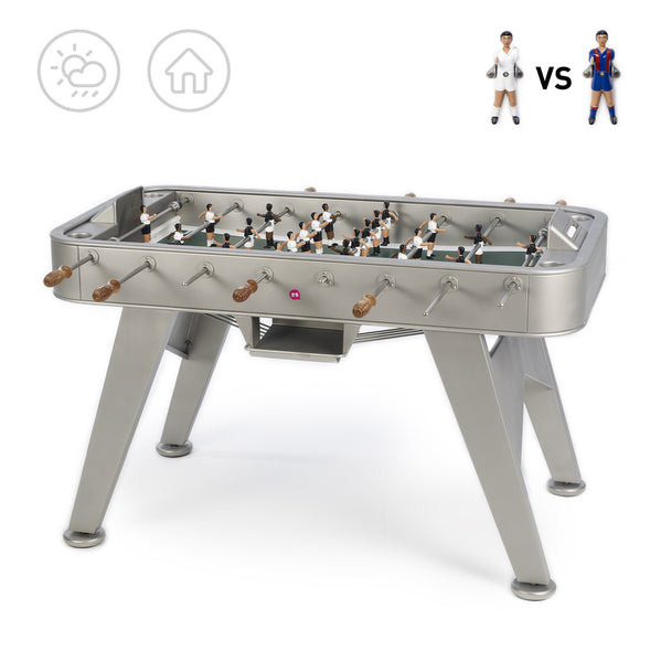 Football Table RS#2 Inox Outdoor & Indoor