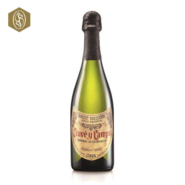 Reserva familiar del cava Juve & Camps