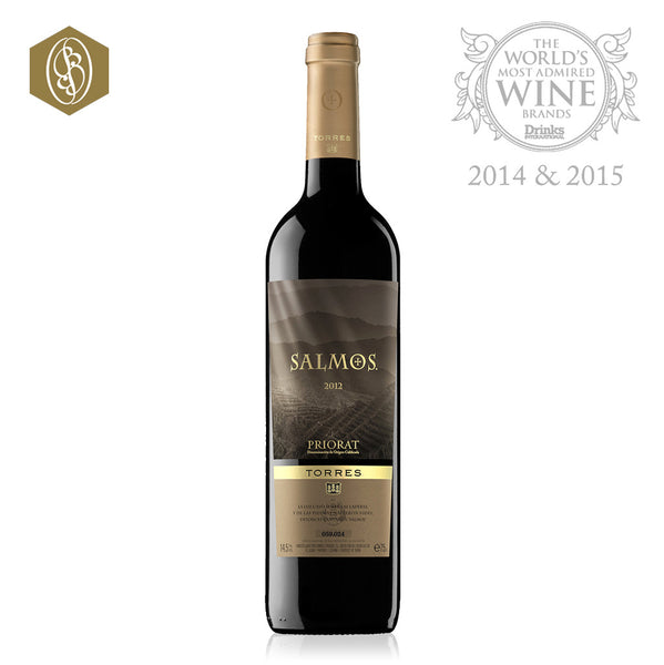 Red Wine Salmos