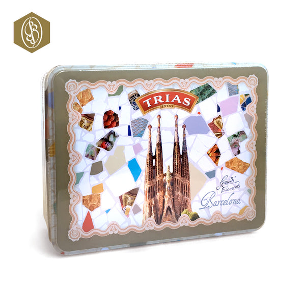 Sagrada Familia Biscuits Box