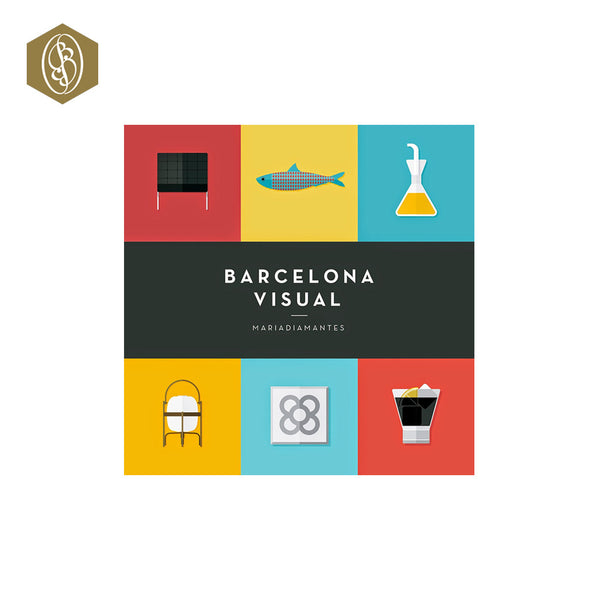 Barcelona Visual Book