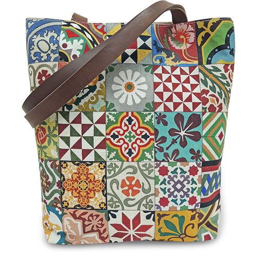 Bag Barcelona Tiles