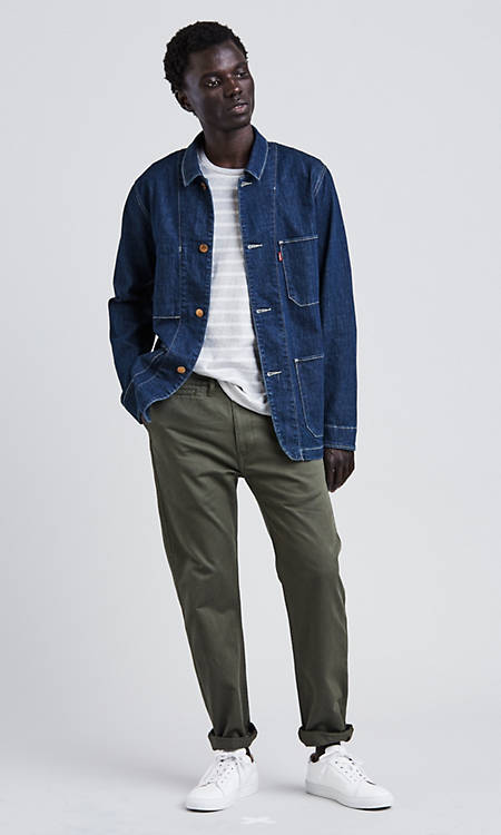 SLIM TAPERED CARGO