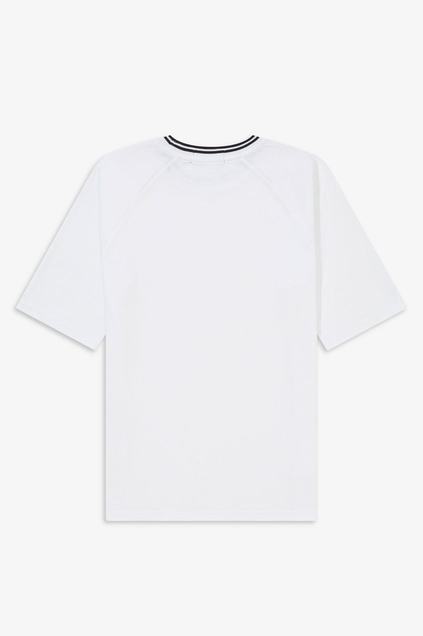 TWIN TIPPED PIQUE T-SHIRT
