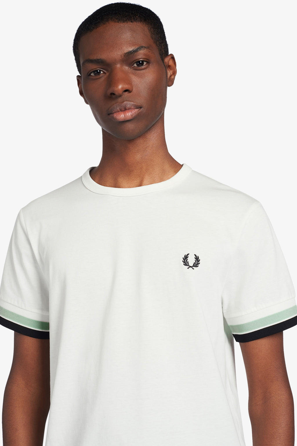 BOLD TIPPPED T-SHIRT