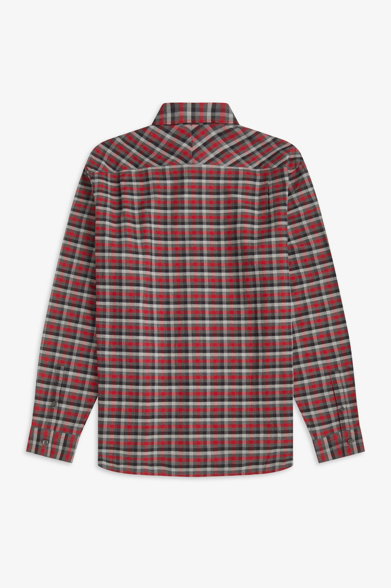 WINTER GINGHAM SHIRT