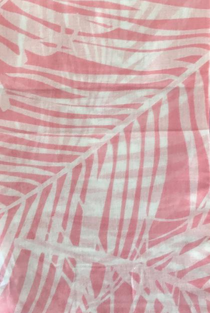 Island View  Printed Cotton Sarong Pareo KVIDLV