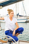 At Anchor Cotton Pants KV455