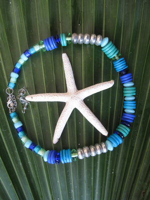 Beach Beads Necklace