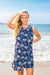 Coral Reef Cotton Beach Dress KV493