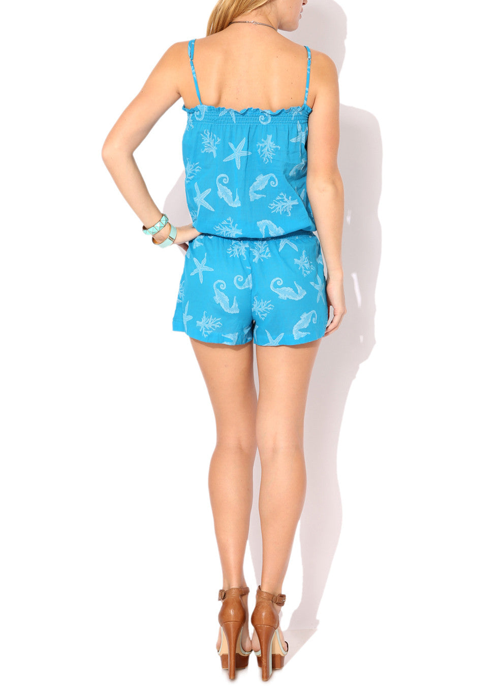 Sealife Romper KV285