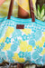 Pina Colada Cotton Beach Bag KVBBPC