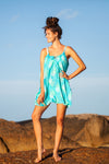 Sea Fan Cotton Beach Dress KV456