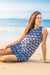 SeaShell Cotton Beach Dress KV501