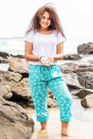 Seastar Cotton Beach Pants KV508
