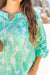 New Turtle Cotton Beach Tunic Top KV465