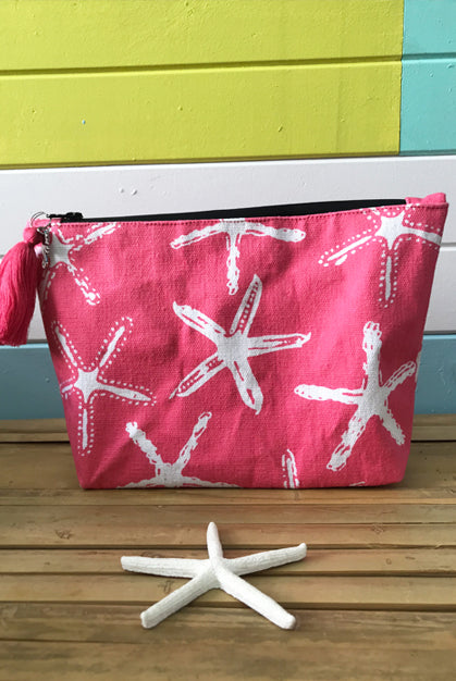 Wishes Bikini Cotton Beach Bag KVWBWS