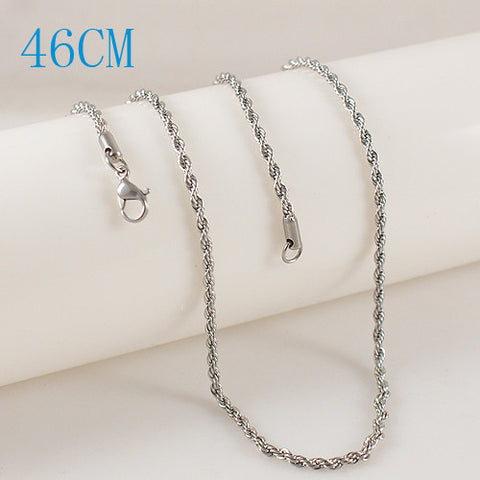 46cm Rope chain