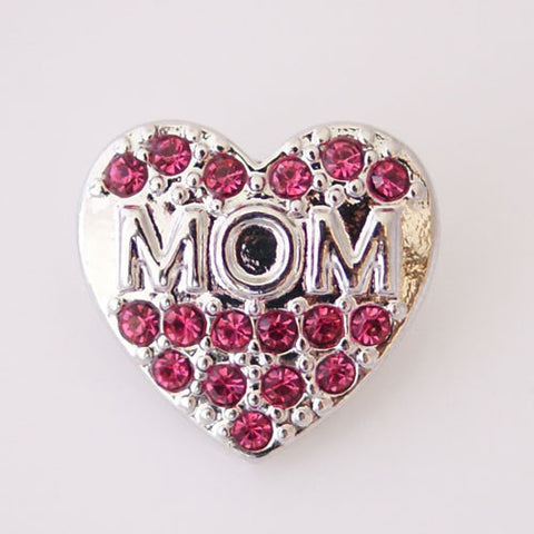 Mom sparkling heart