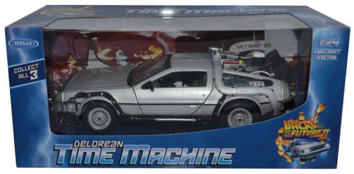 Back To The Future II Diecast Model Car