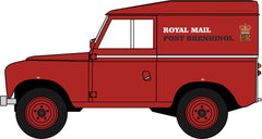 43LR2AS001 Land Rover Series IIA SWB Hard Top  Royal Mail (PO Recovery)